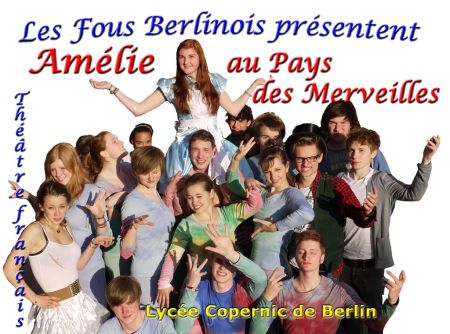 les fous berlinois en France en 2011